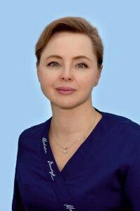 Скляренко Анна Александровна( узи-хирург-флеболог)
