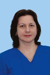 Сафронова Гелена Геннадьевна(гинеколог- акушер)