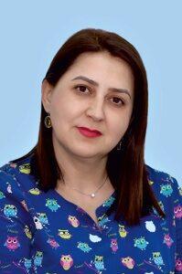 Наумова Ирина Анатольевна (педиатр)