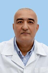 Хисомов Хуршед Камарович(хирург-травмотолог- ортопед)