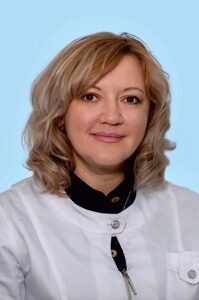 Пермитина Майя Владимировна (педиатр-нефролог - кардиолог)