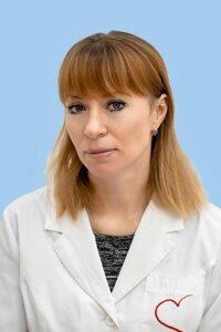 Бурлина Елена Леонидовна(терапевт-гастроэнтеролог)